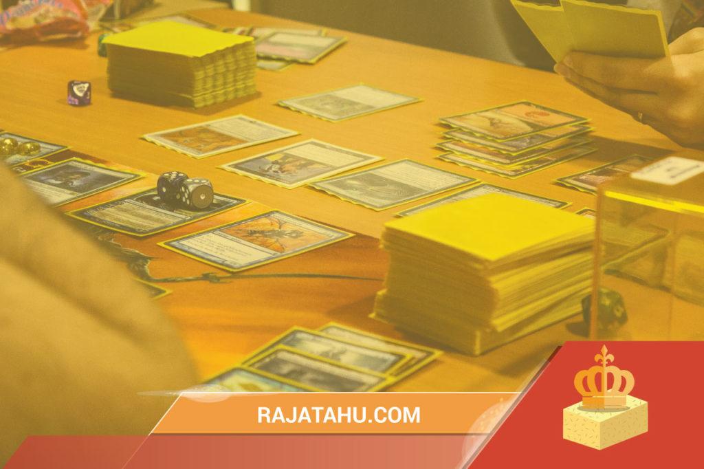 Cara-Main-Pokemon-TCG-(Trading-Card-Game)-Dan-Tipsnya Raja Tahu