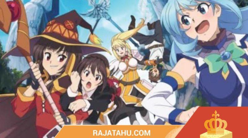 Rekomendasi Anime Isekai Terbaik Artikel Menarik Raja Tahu