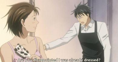 Anime Tentang Kehidupan Mahasiswa