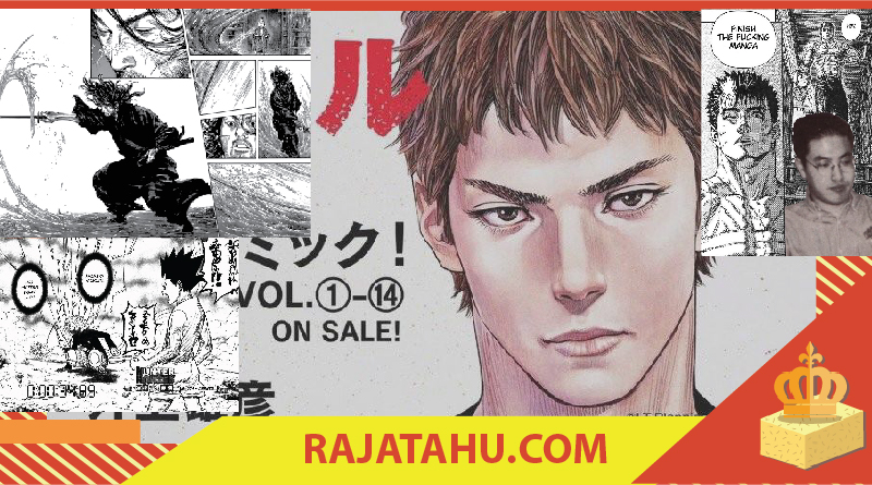 Manga Hiatus