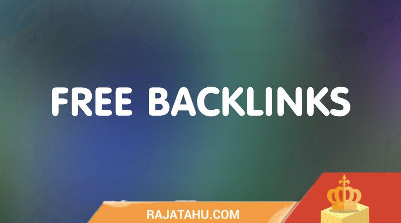 backlink-gratis